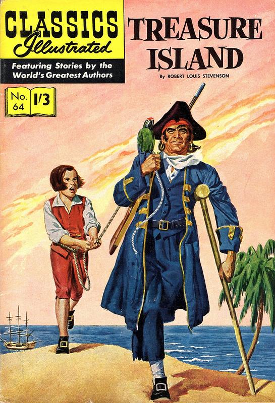 a short history of robert louis stevenson and a review of his novel treasure island