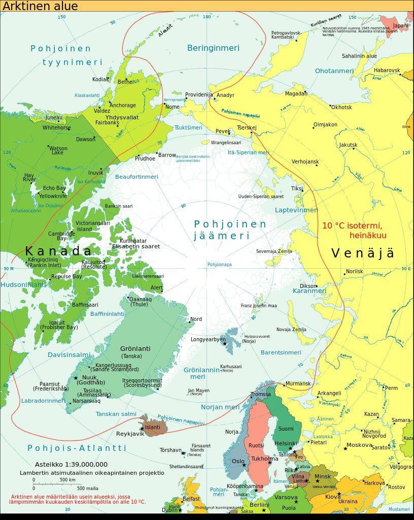 Arktiset Saaret