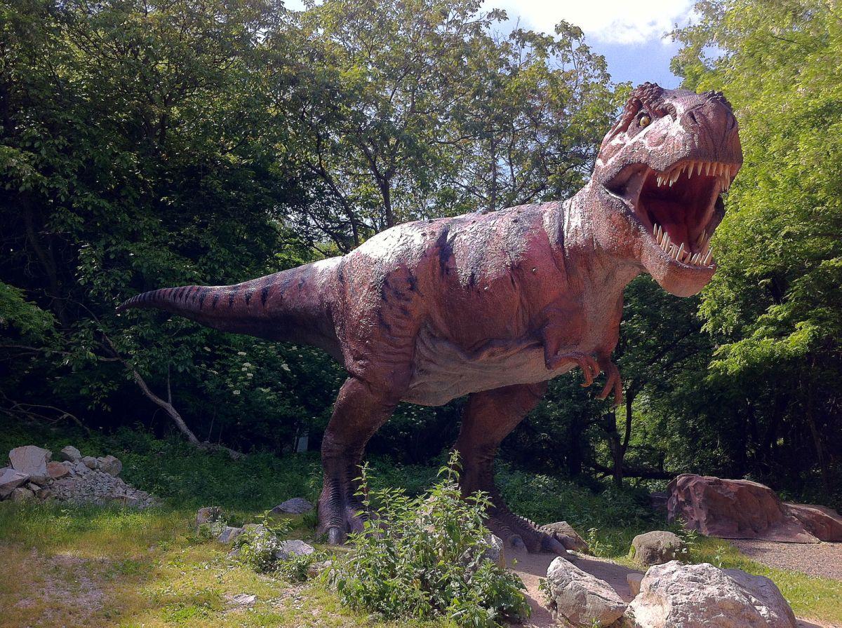 Dinosaurusten Sukupuutto