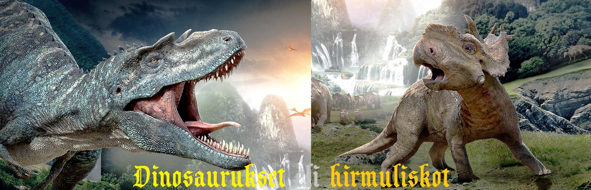 Lentävä Dinosaurus