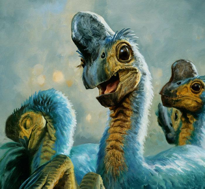 Oviraptorit