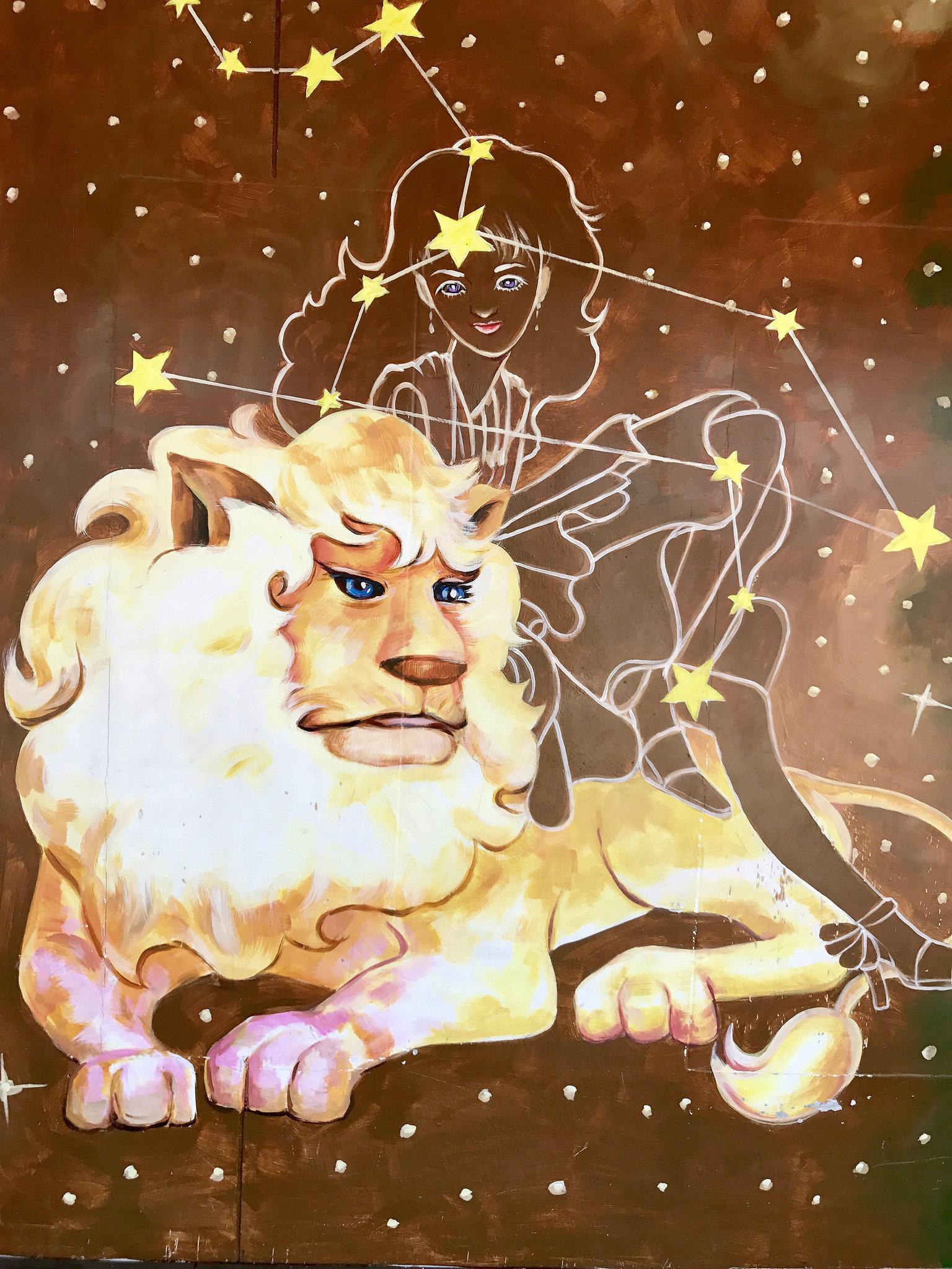 Leijona Horoskooppi Luonne