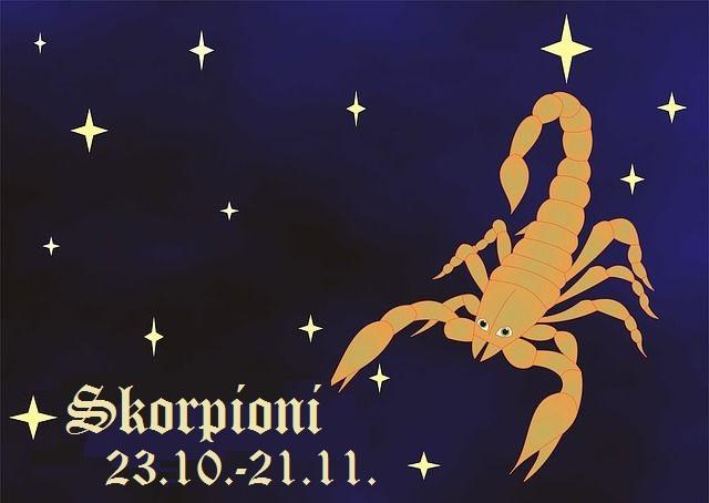 horoskooppi skorpioni 2016 Savonlinna