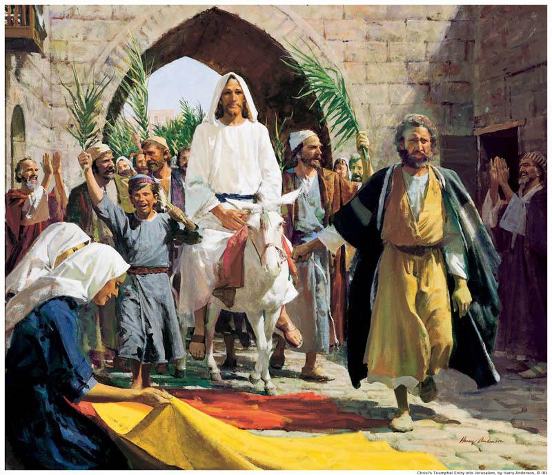 pääsiäinen jeesus