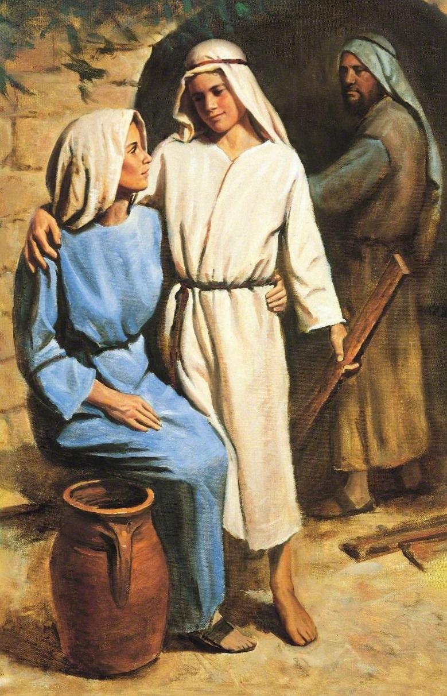 Kaupunki jossa jeesus opetti usein