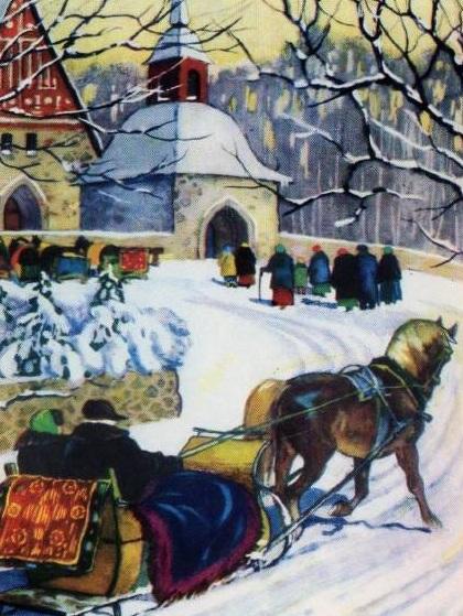 Joulu Ennen Vanhaan