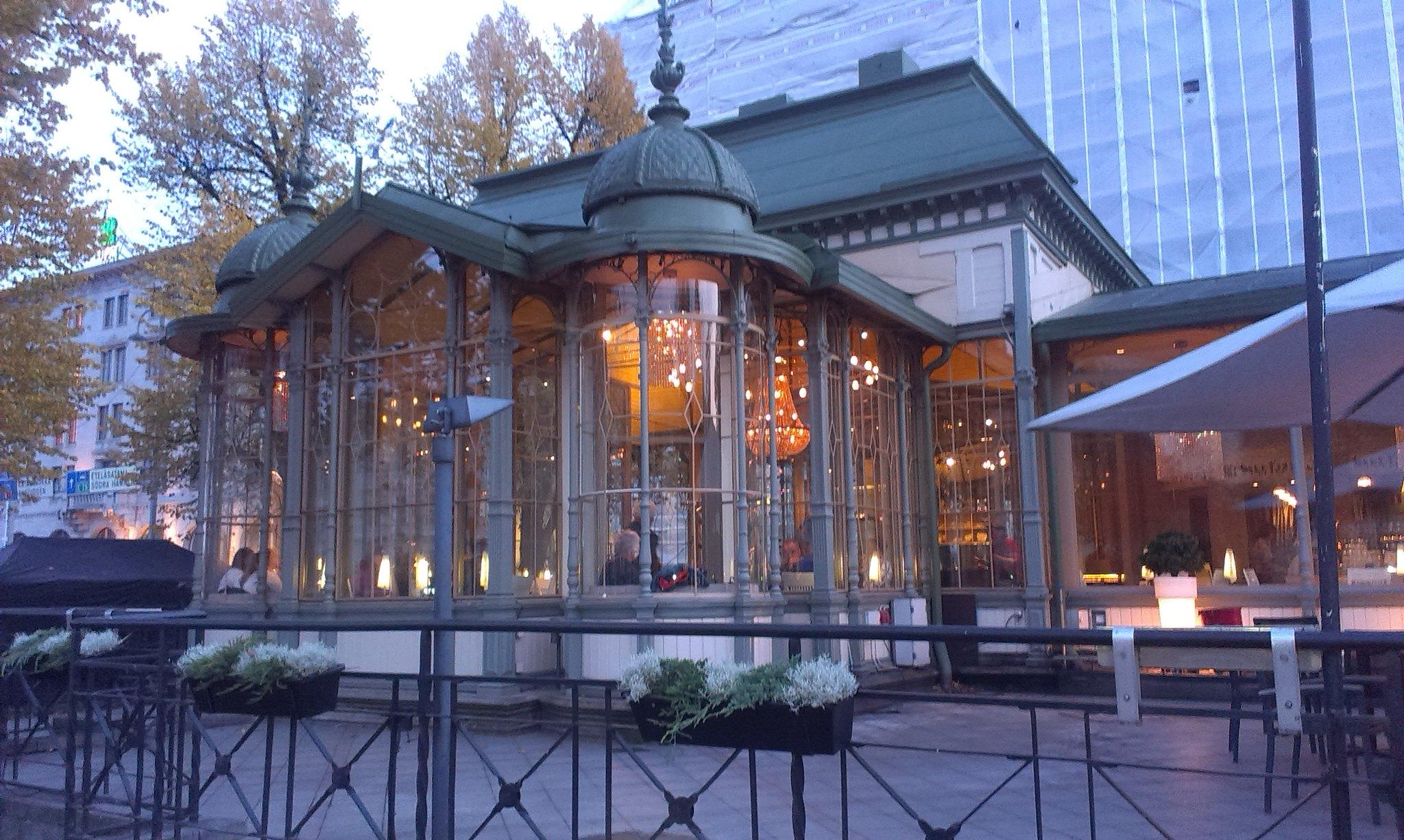 Helsingin Keskustan Ravintolat