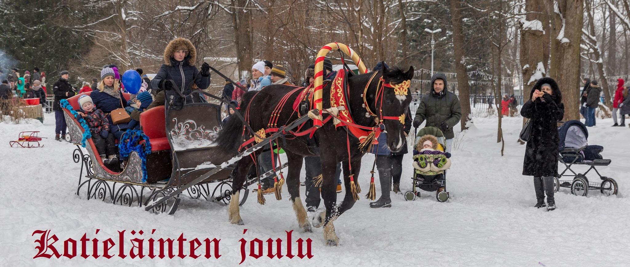 Joulu Venäjällä