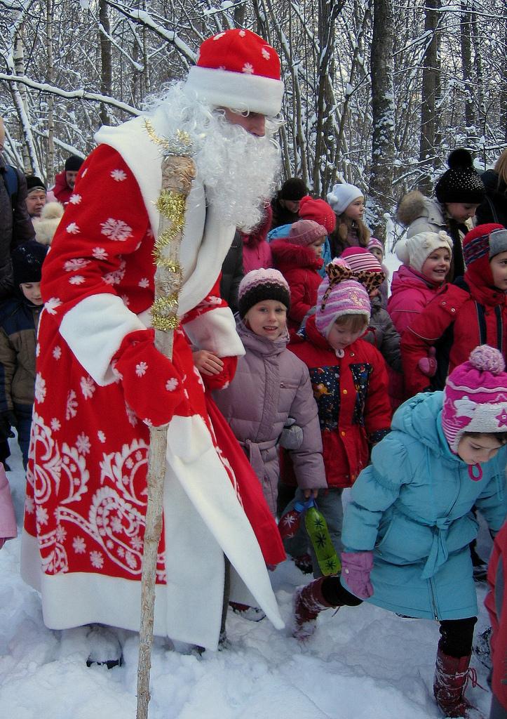 Venäjä Joulu