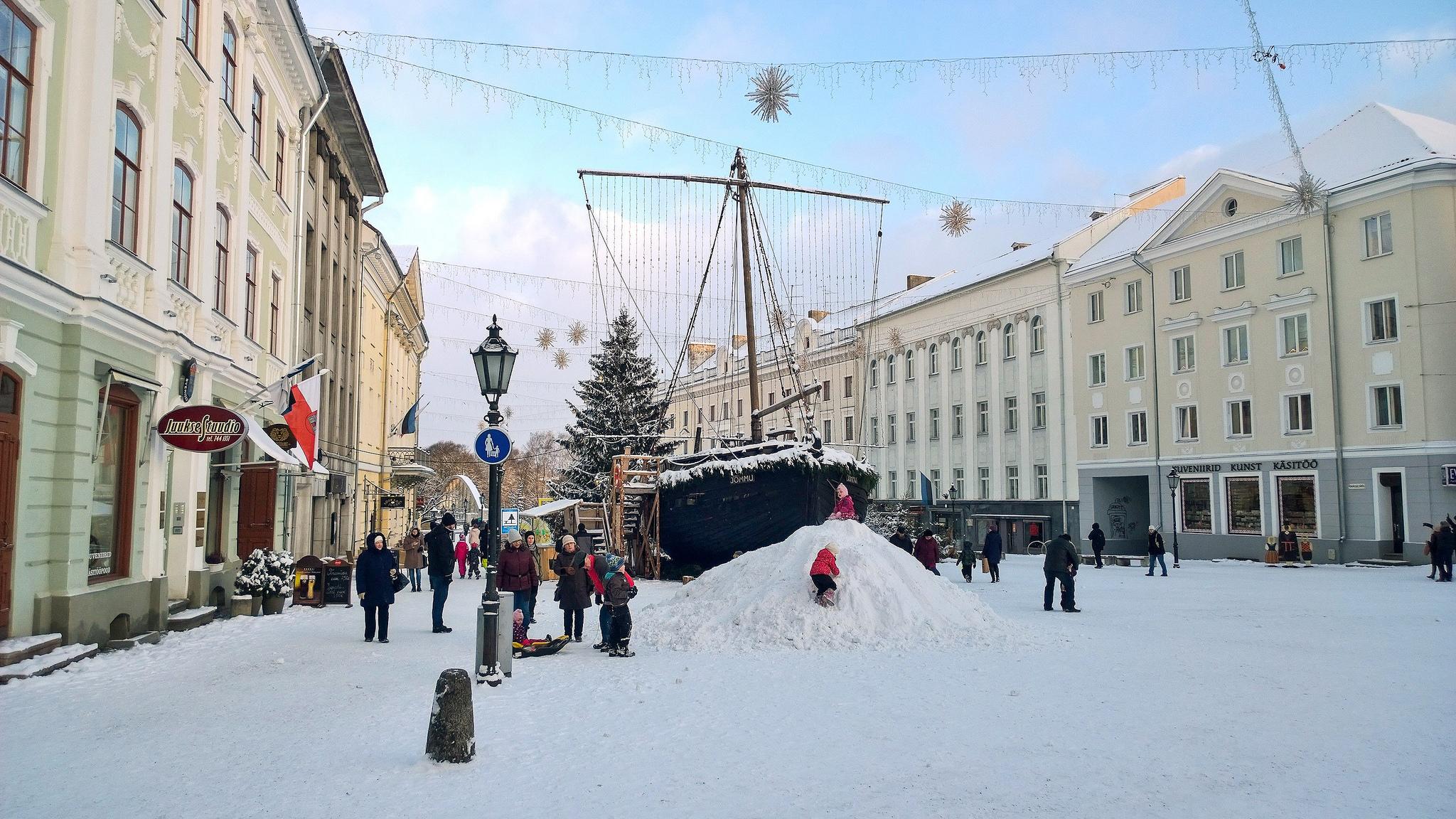 Hyvää Joulua Viroksi