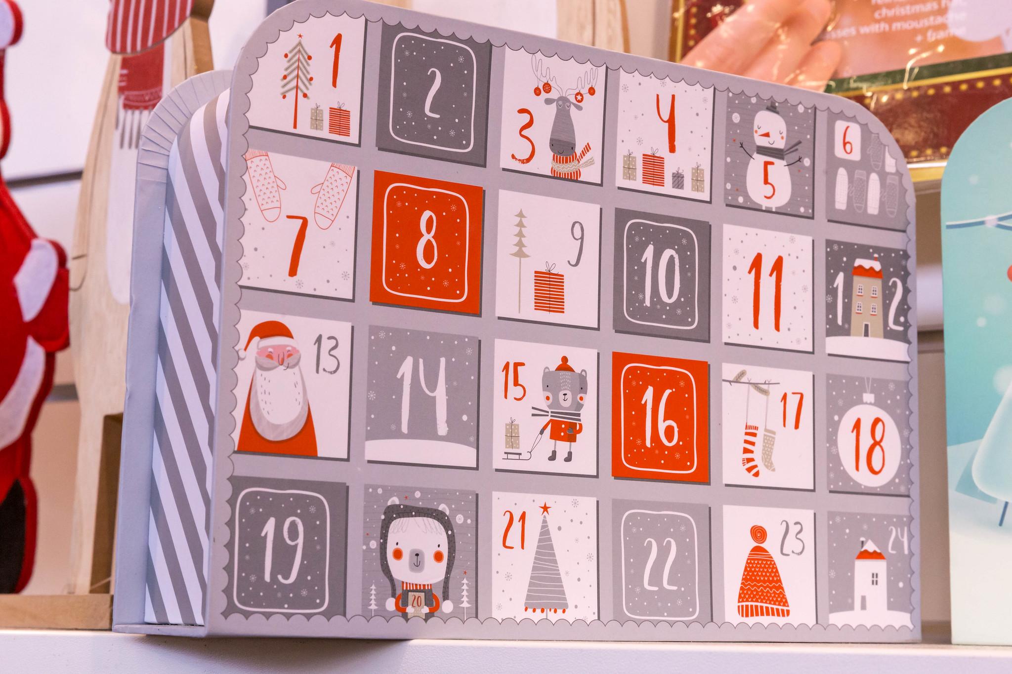 Joulukalenterit Netissä 2021