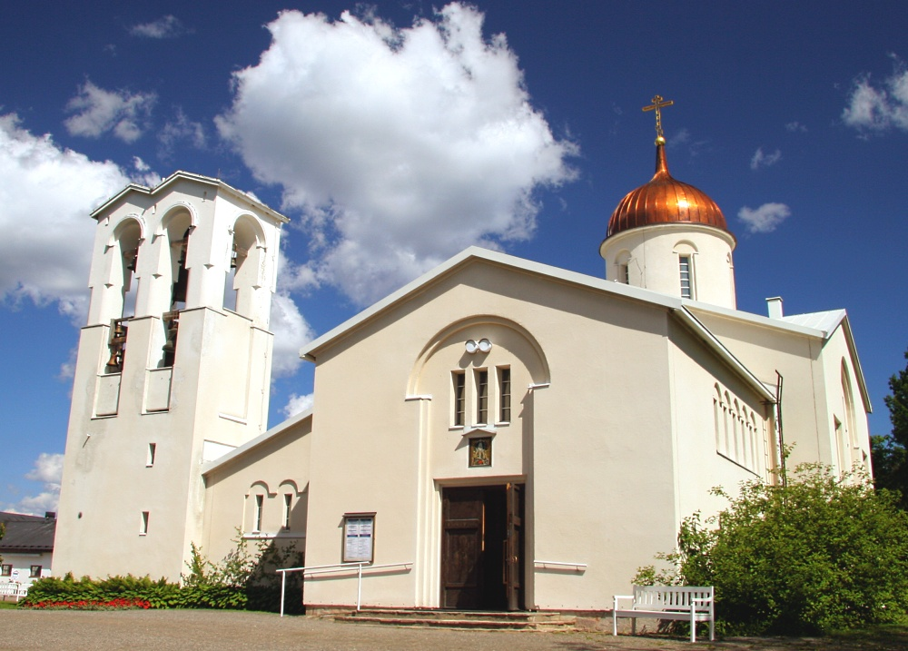 Valamon Luostari Laatokka