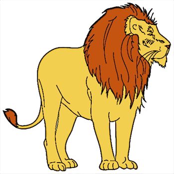 pillukuvia rapu ja leijona