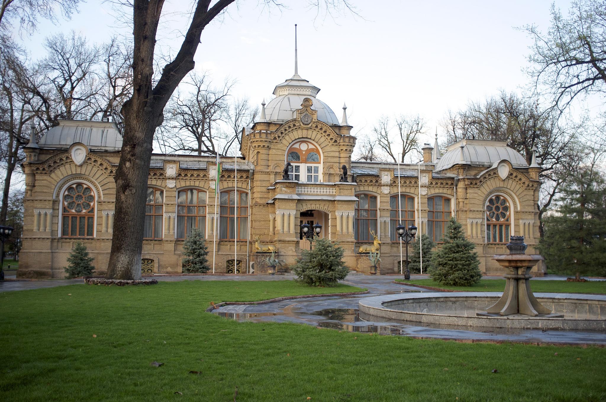 Romanovit nikolai ii aleksandra ja lapset olga tatjana for Jardin hispano mauresque