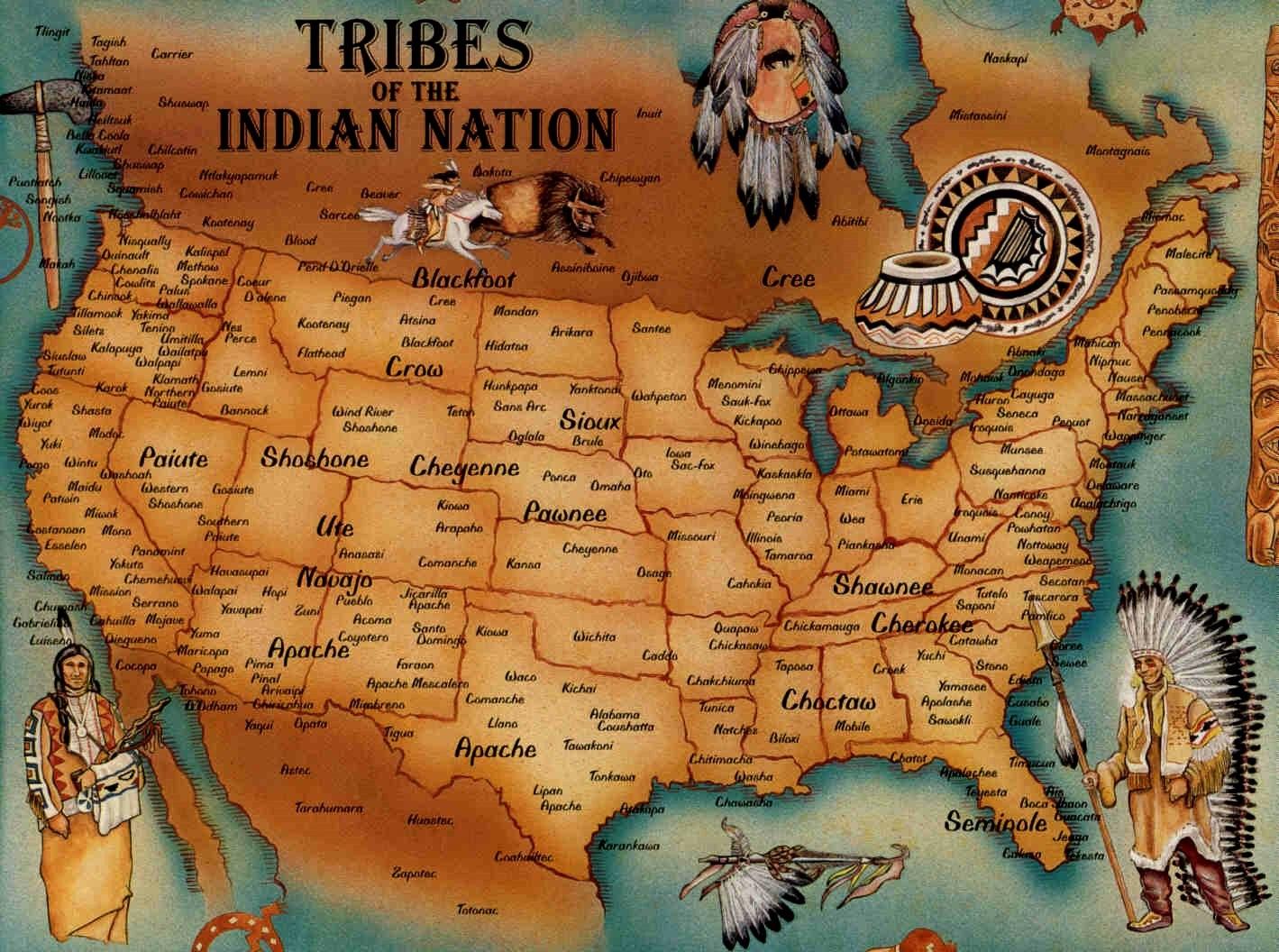 Intiaaniheimot