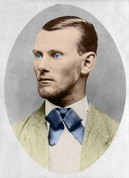Jesse James - jessejames